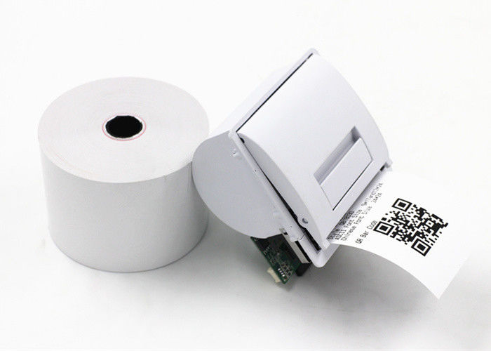 USB POS Panel Mount Thermal Printer Windows / Linux / Android System