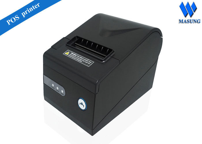 Mobile 80mm Paper Width Pos Thermal Receipt Printer With Auto Cutter