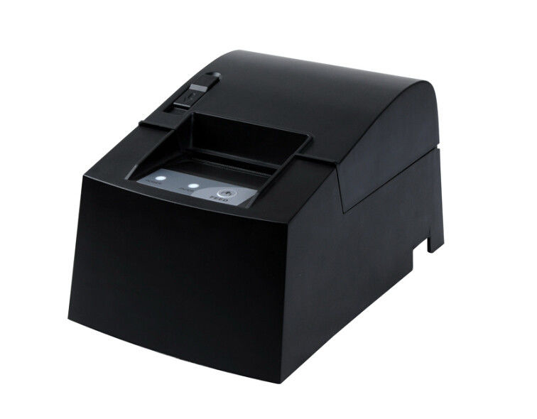 Ethernet pos thermal printers 58 mm for supermarket / daily kiosk