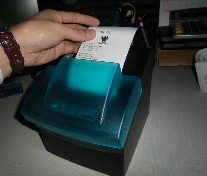 Water Proof High - speed Impact Pos Thermal Receipt Printer For Daily Kiosk
