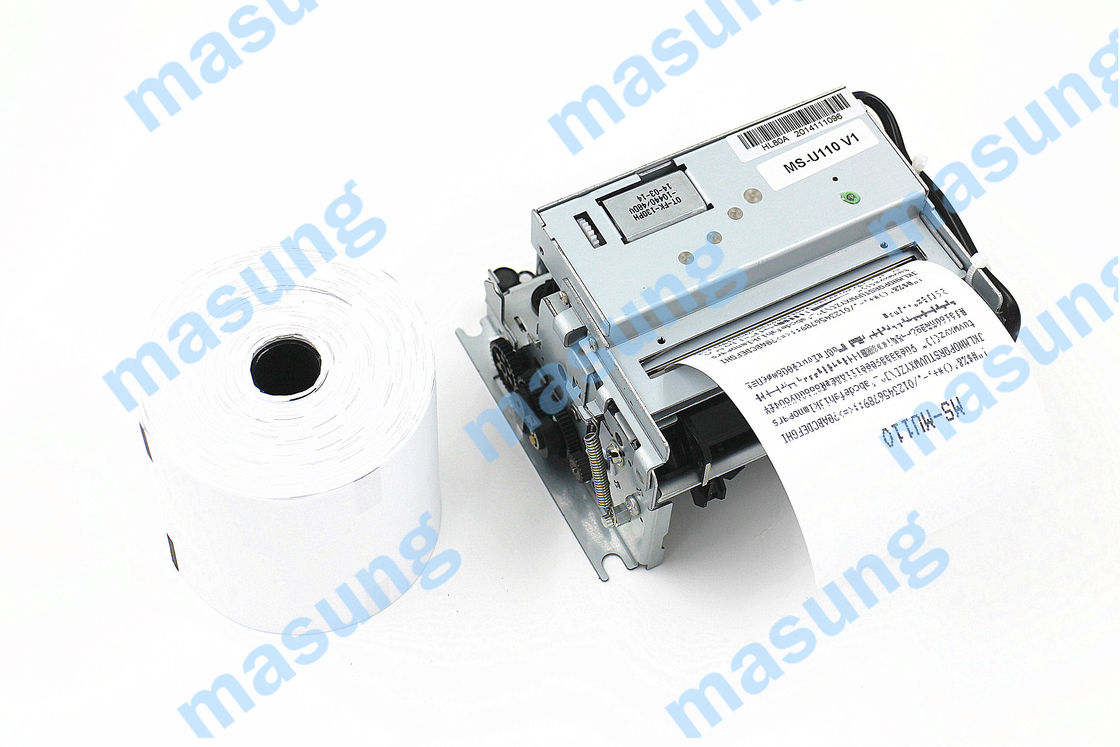 RS-232 serial port  Impact Dot 9 pin dot Matrix Printer / kiosk ticket printer