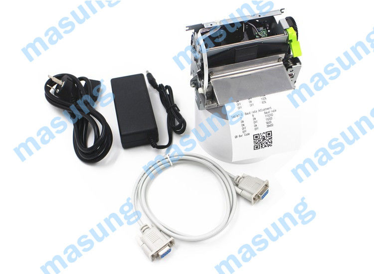 Customizable 3 Inch Thermal Printer  With Brand name printer mechanism
