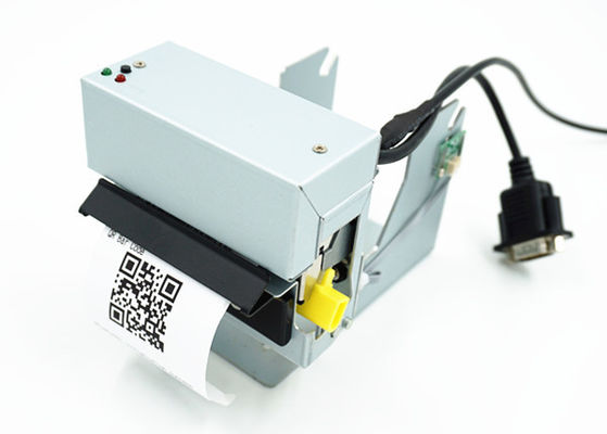 Çin Strong reliability Kiosk Ticket Printers , usb thermal printer wide input volt for ATM Fabrika