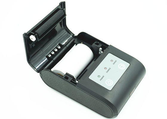 Çin Modern 58mm Portable Thermal Printer , handheld mobile ticket printer for taxi bill Fabrika
