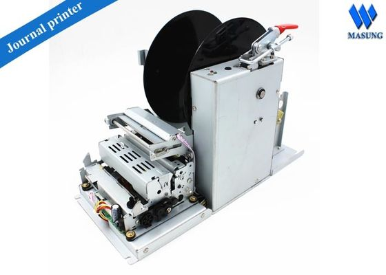 Çin Integrated 76mm Dot Matrix Journal Printer With Auto Re - Winder For Auto Machine Fabrika