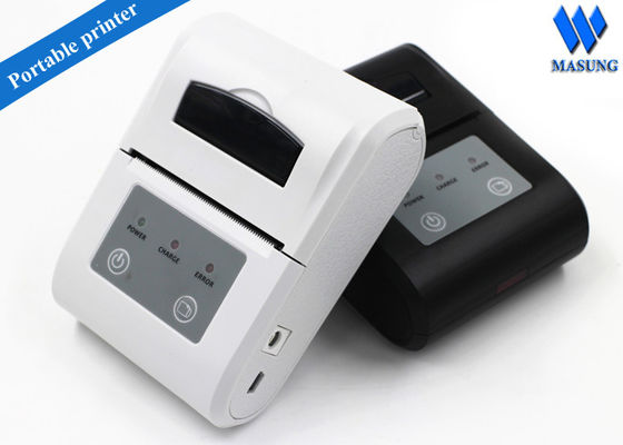 Çin White Irda Portable Thermal Printer Bluetooth Android For Clinical Analyzer Fabrika