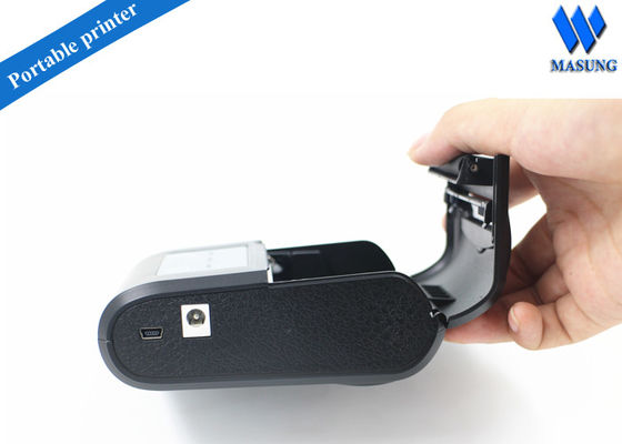 Çin pocket mini size   58mm   portable thermal printer for Mobile devices Fabrika