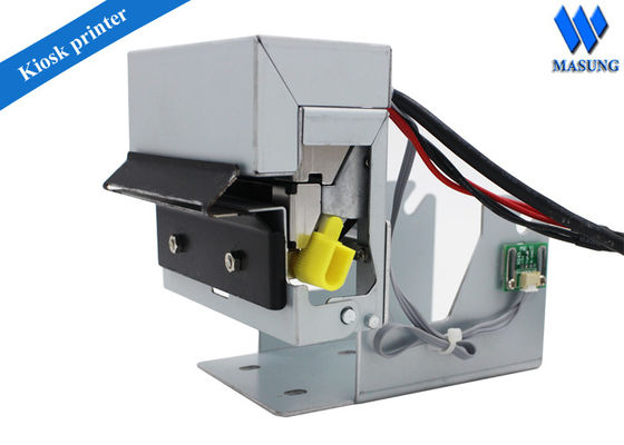High speed thermal 58mm kiosk printer module for parking lot kiosk