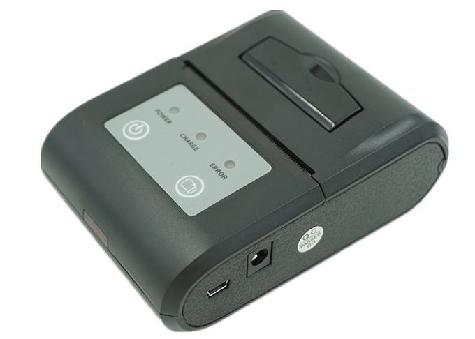 Pocket Lightweight 58mm Bluetooth Thermal Printer / Mobile Thermal Printer Bluetooth